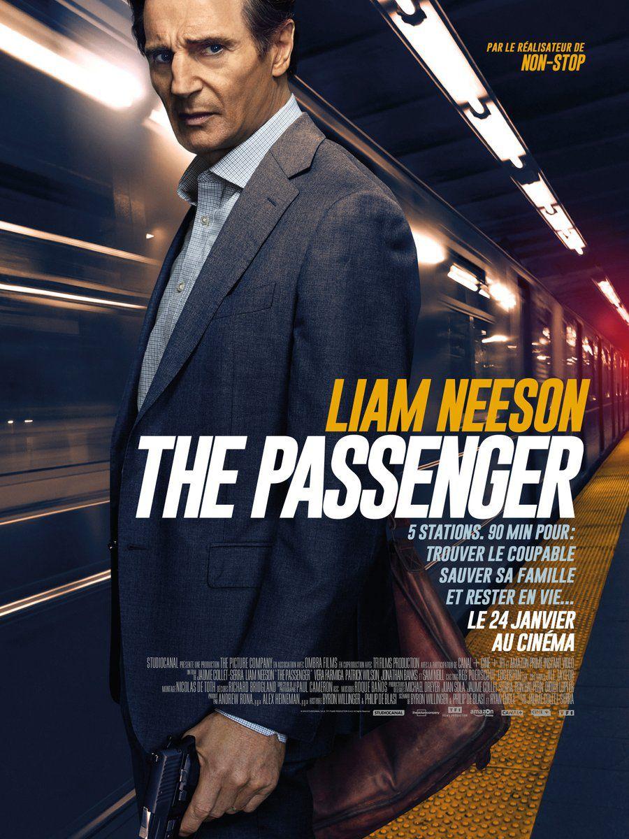 The Passenger - Film (2018)