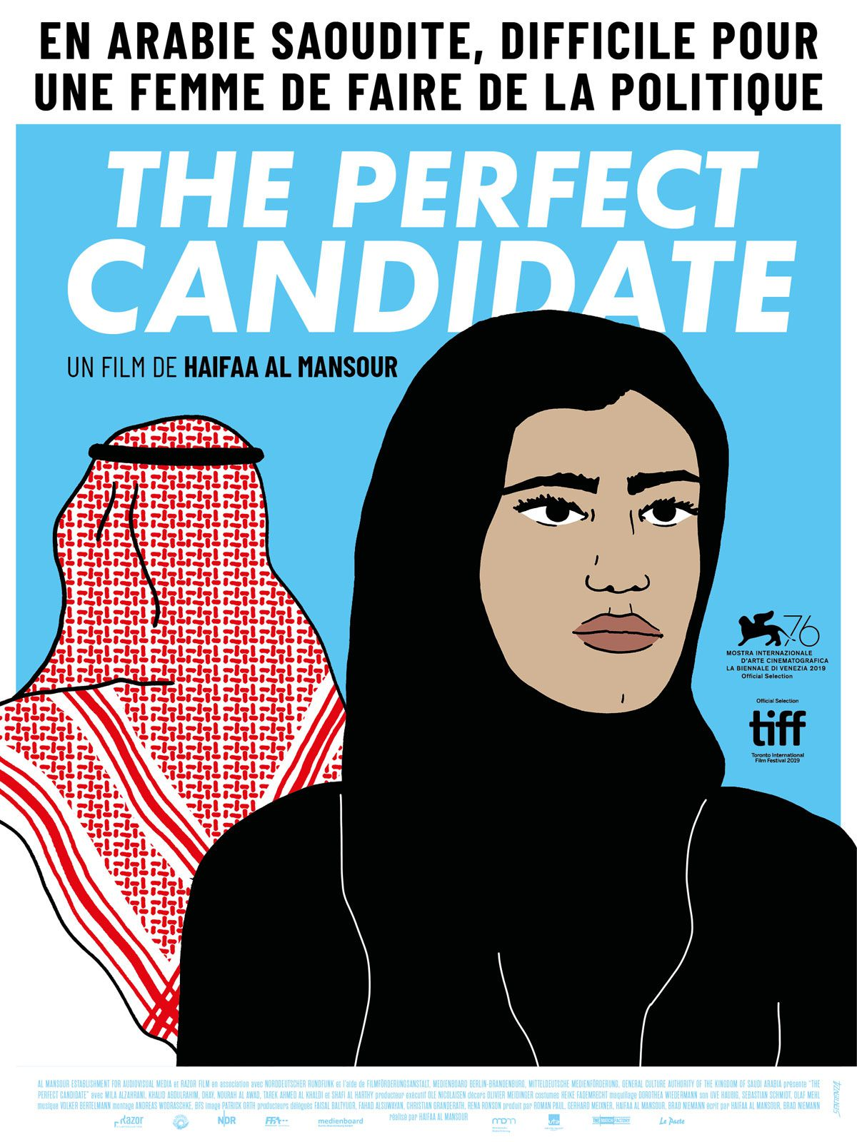 The Perfect Candidate - Film (2020)
