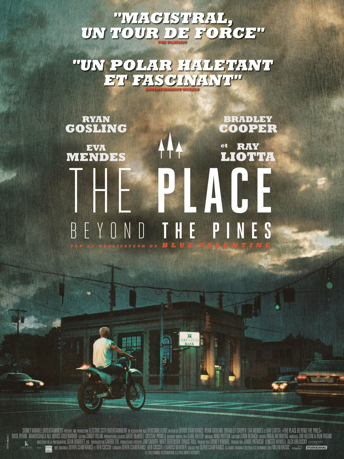 The Place Beyond the Pines - Film (2013)