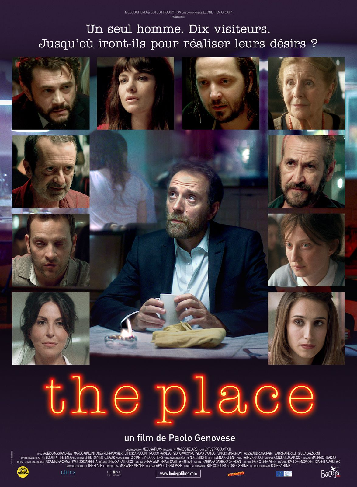 The Place - Film (2019)
