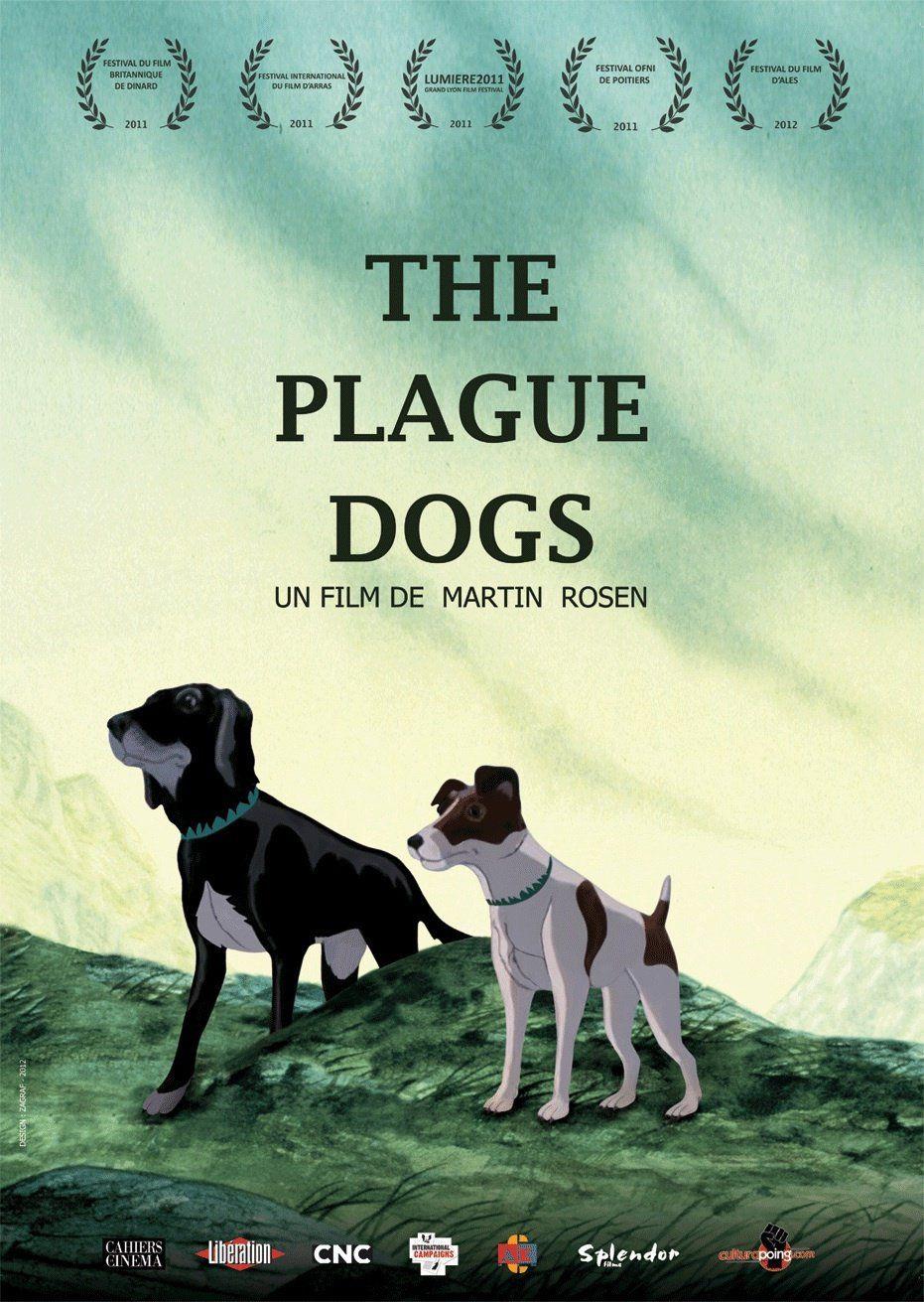 The Plague Dogs - Long-métrage d'animation (1982)