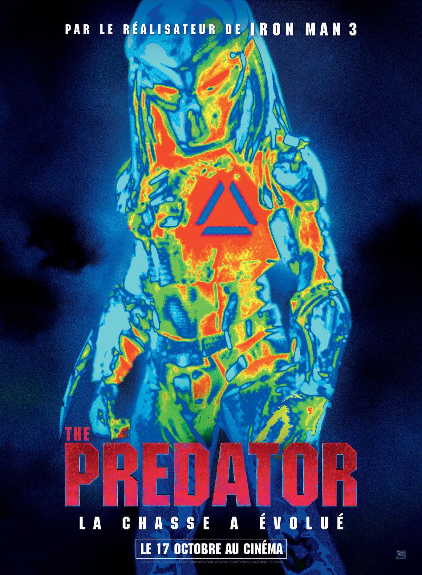 The Predator - Film (2018)