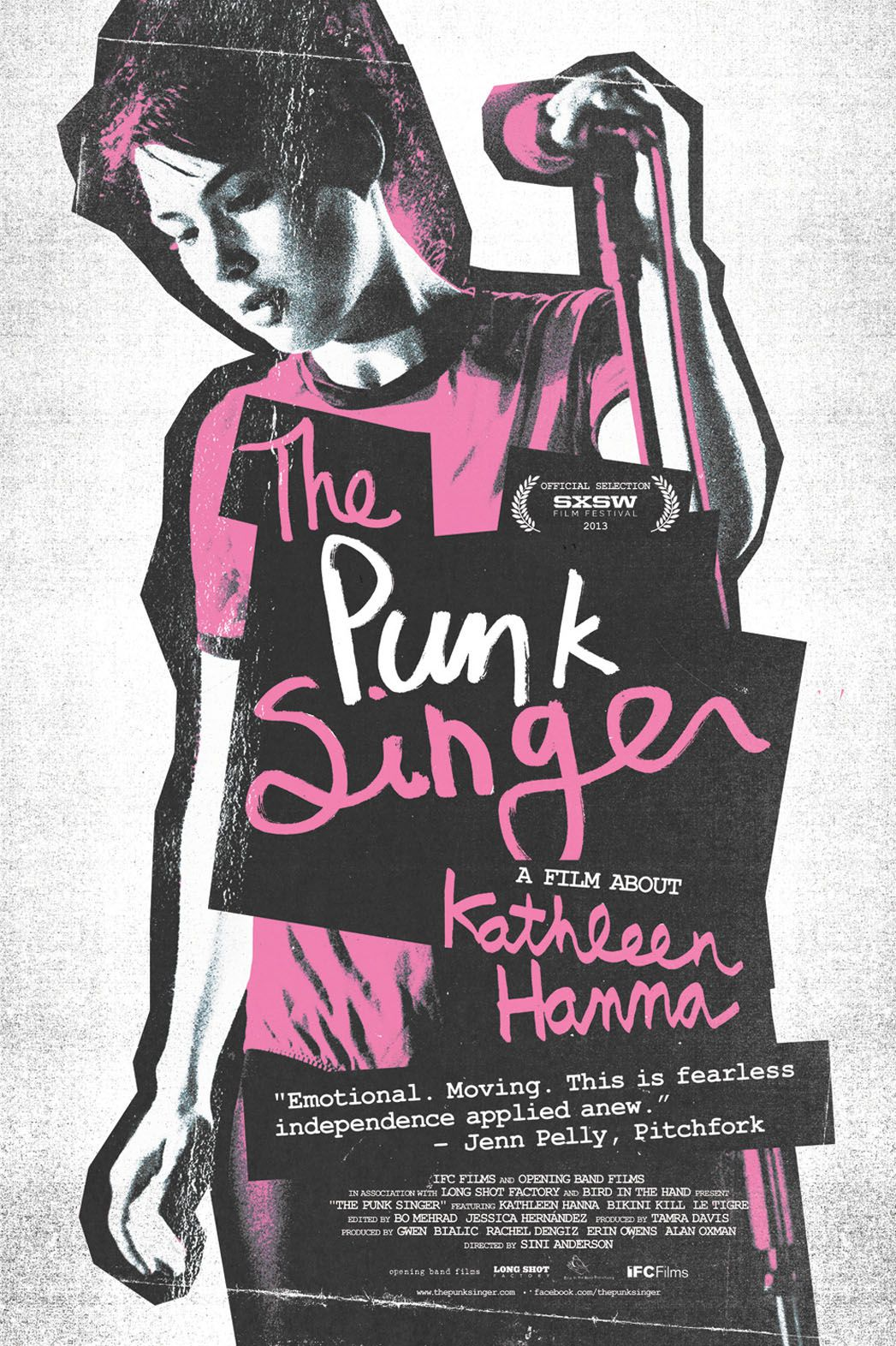 The Punk Singer - Documentaire (2013)