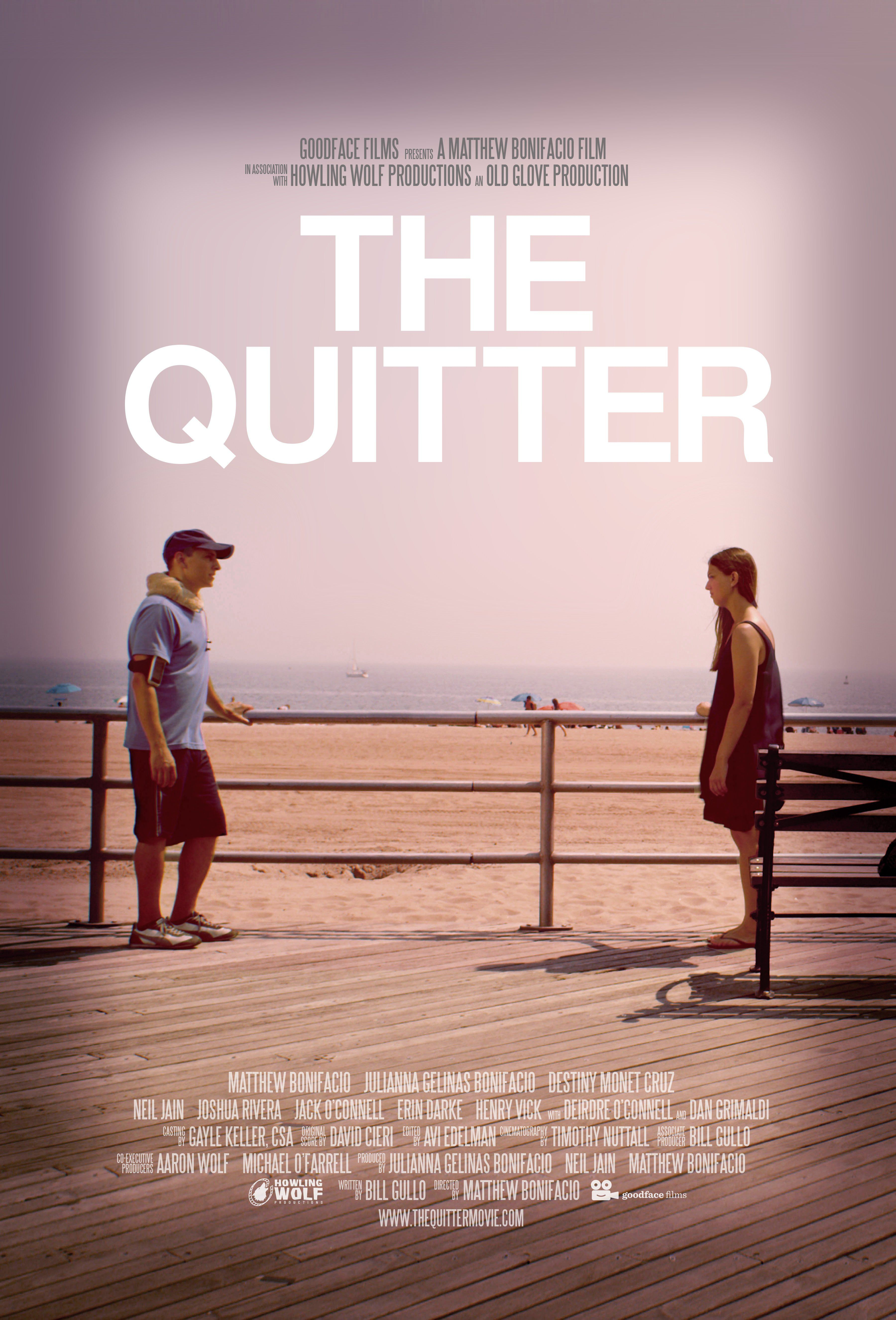 The Quitter - Film (2015)
