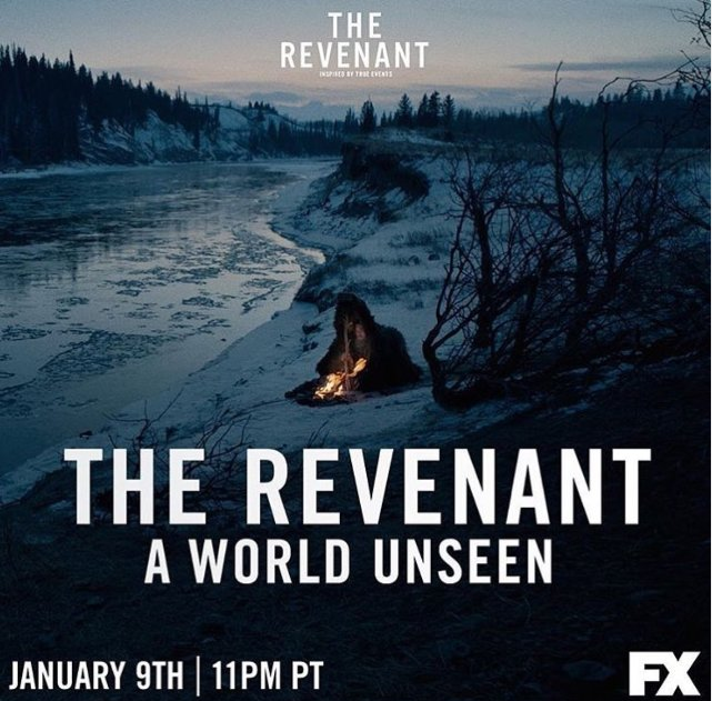 The REVENANT - A World Unseen - Documentaire (2016)