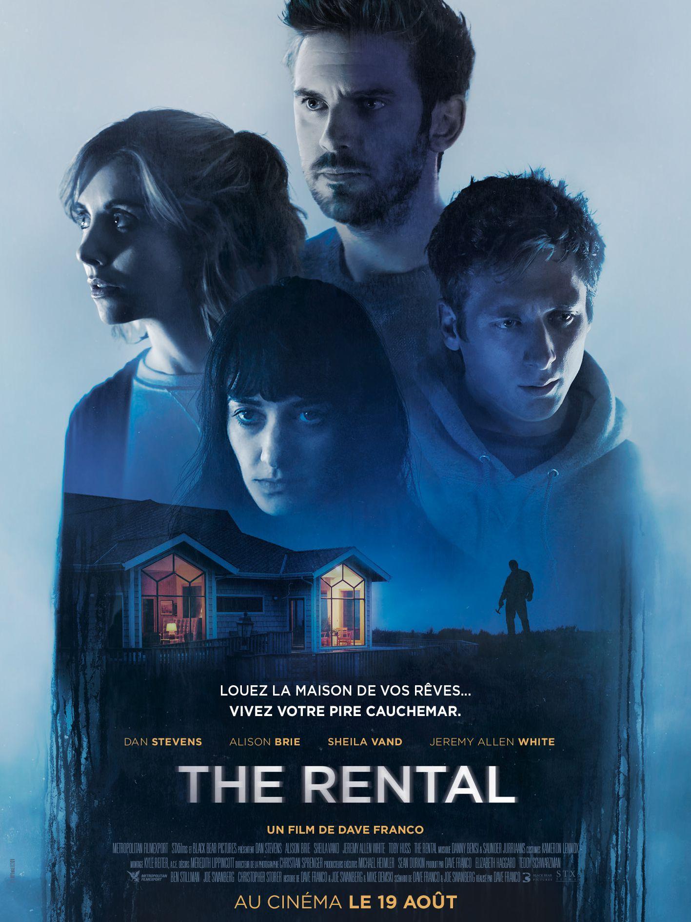 The Rental - Film (2020)