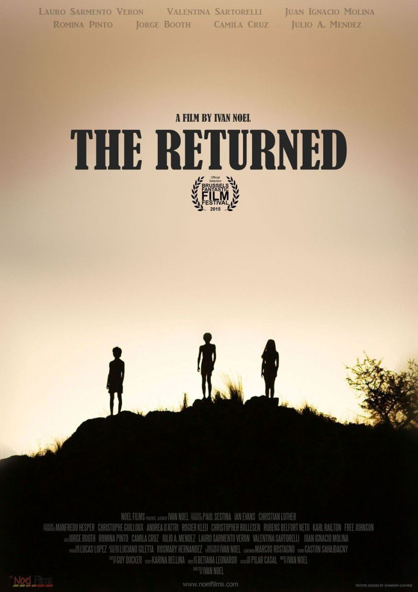 The Returned - Film (2015)