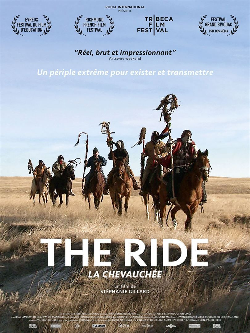 The Ride - Documentaire (2018)