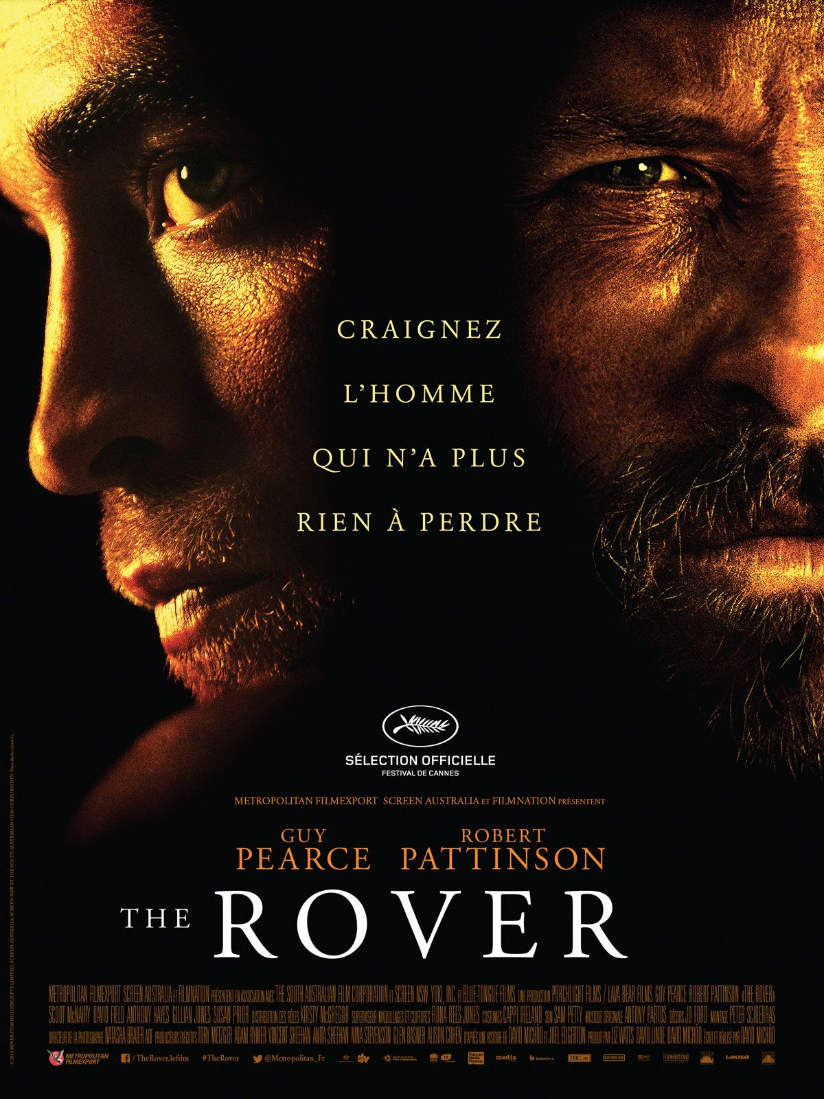 The Rover - Film (2014)