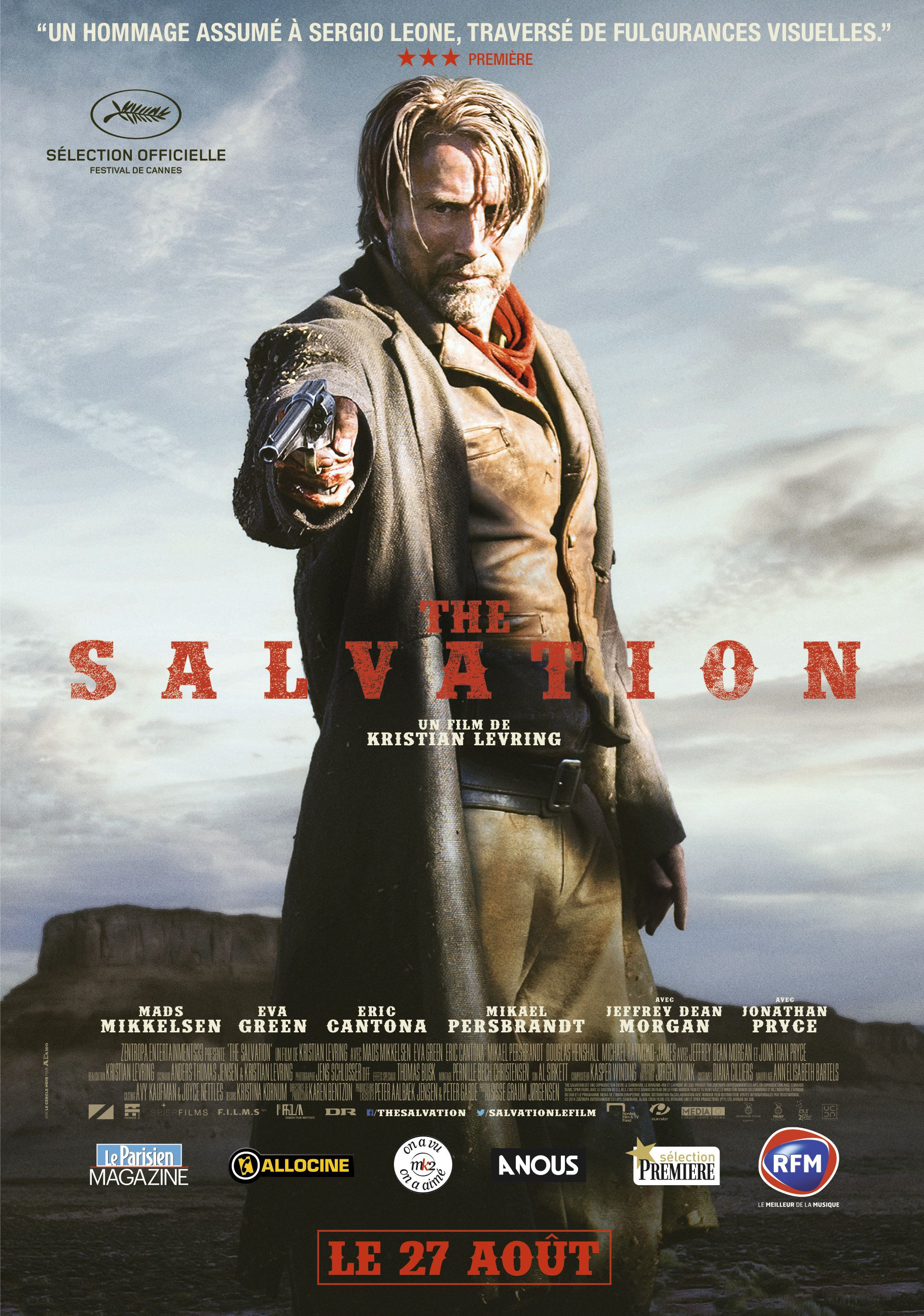 The Salvation - Film (2014)