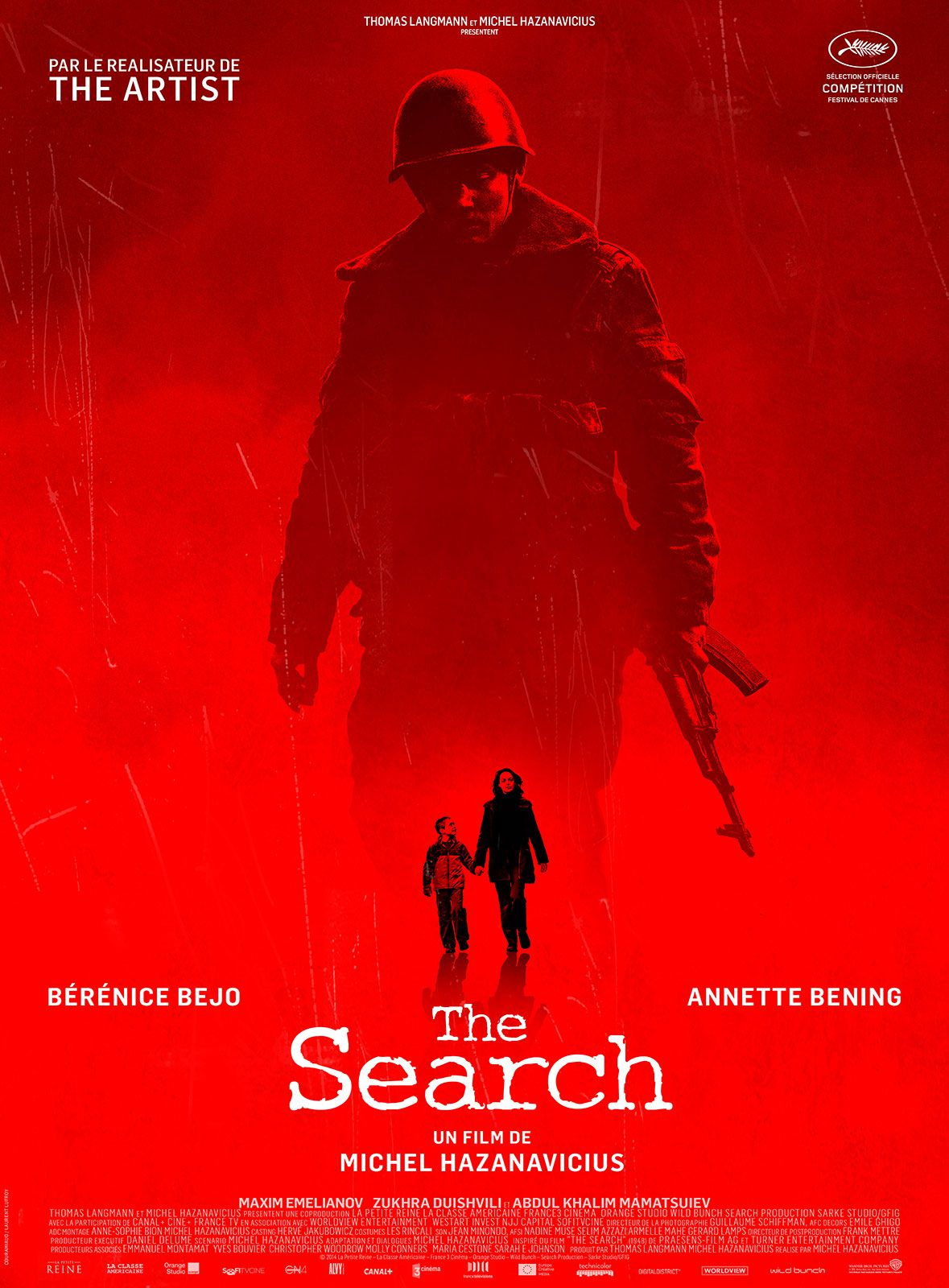 The Search - Film (2014)