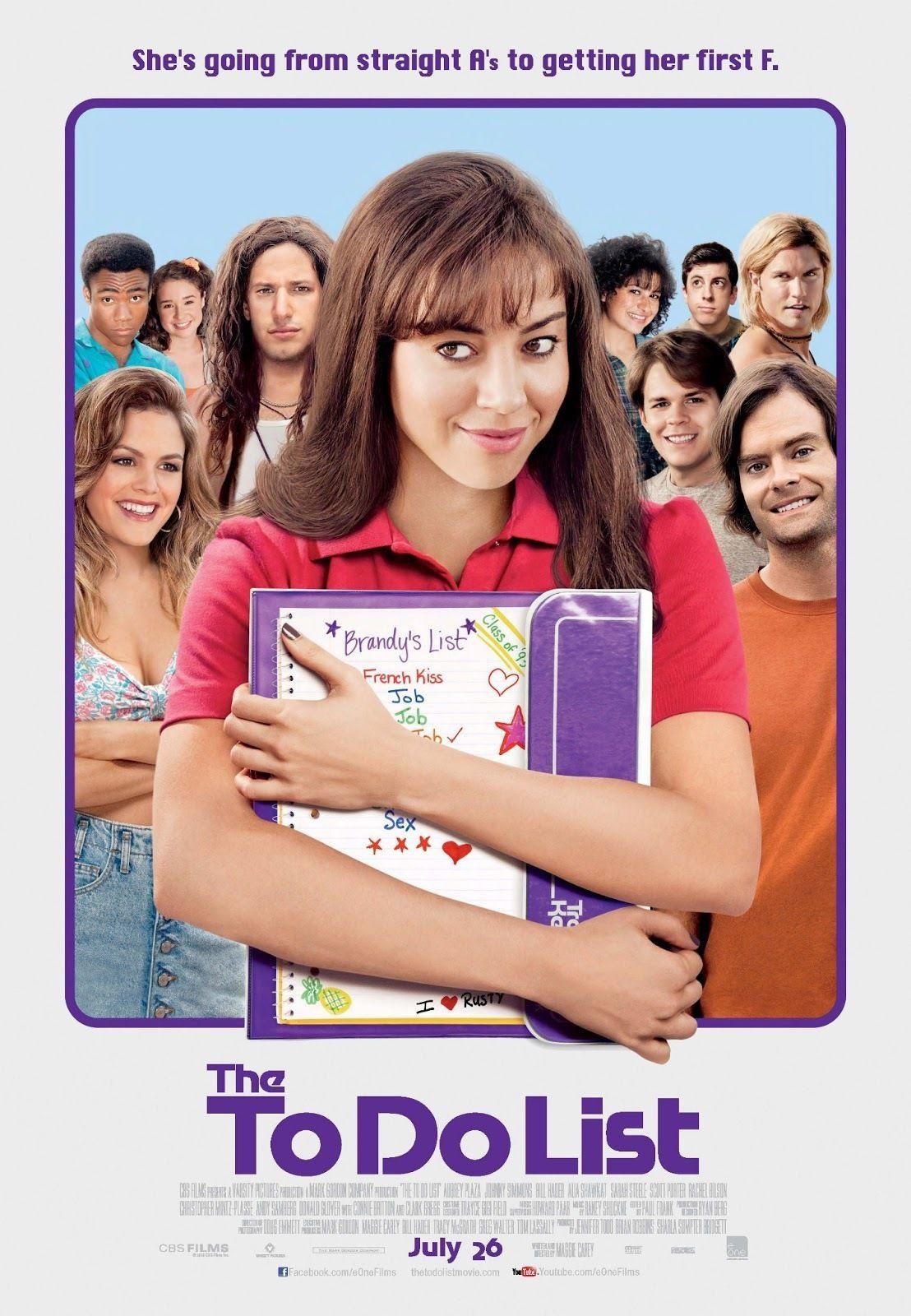 The Sex List - Film (2013)