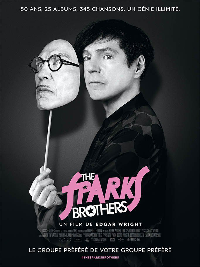 The Sparks Brothers - Documentaire (2021)