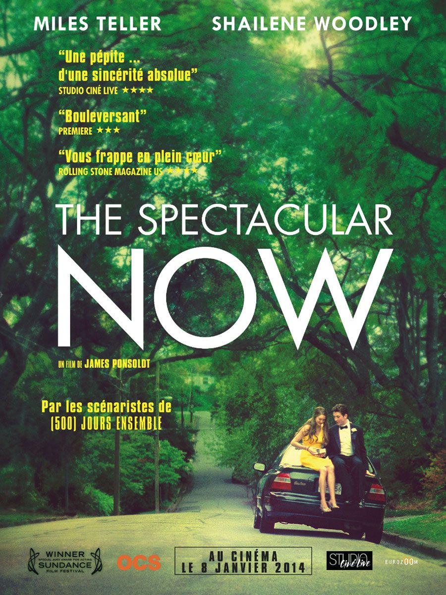 The Spectacular Now - Film (2013)