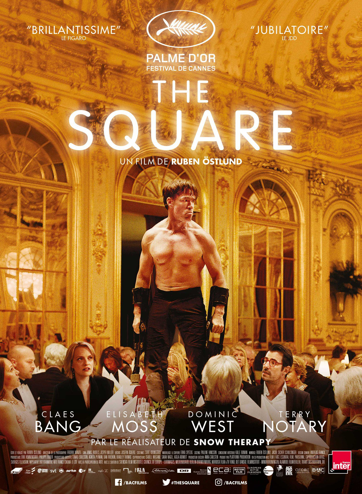The Square - Film (2017)