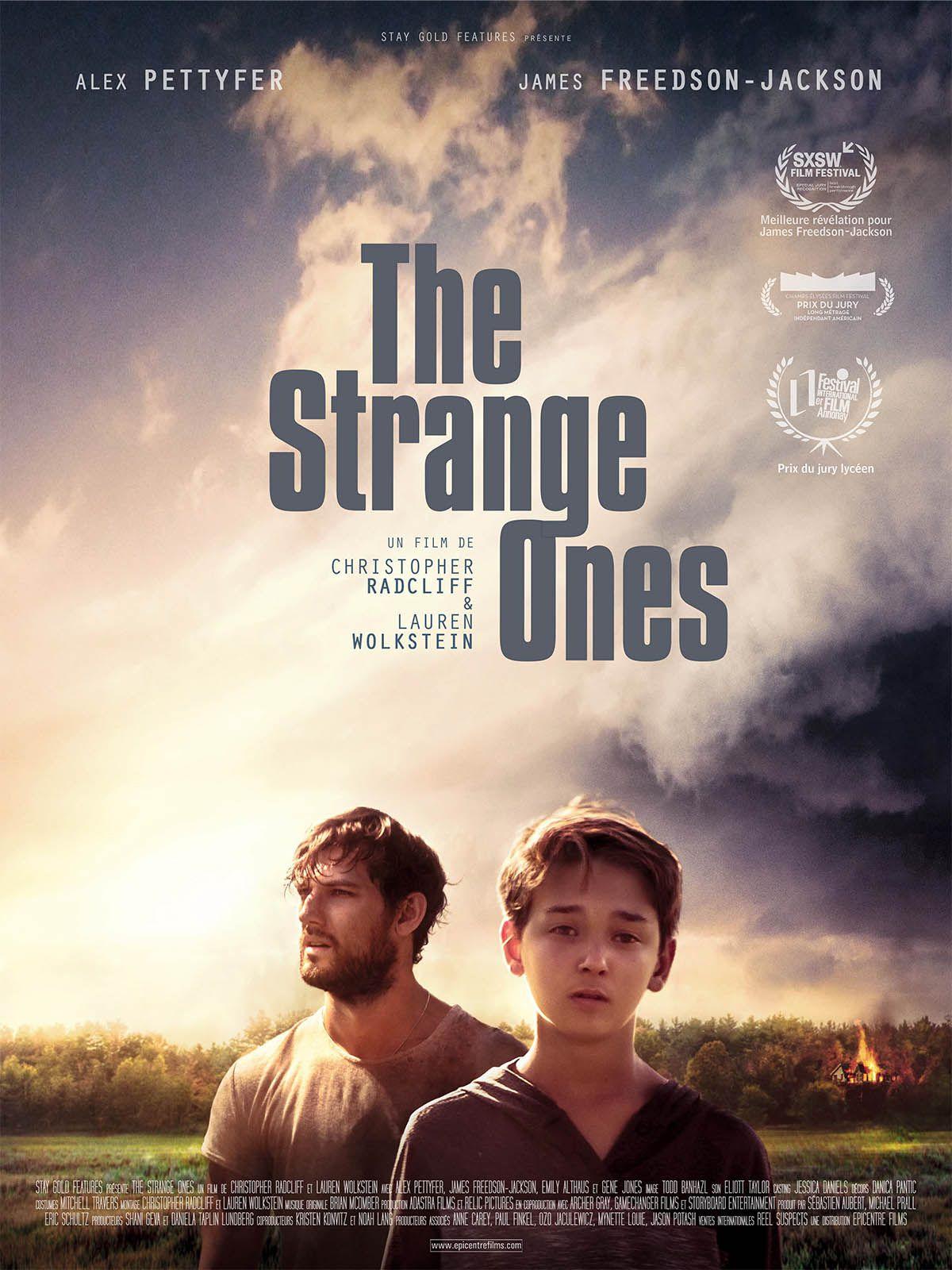 The Strange Ones - Film (2018)