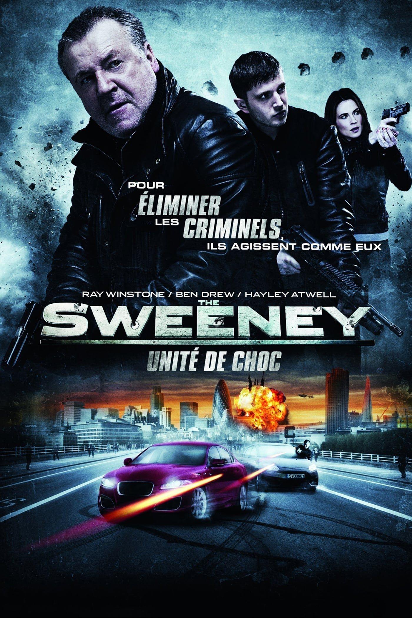 The Sweeney: Unité de choc - Film (2012)