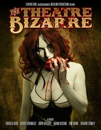 The Theatre Bizarre - Film (2012)