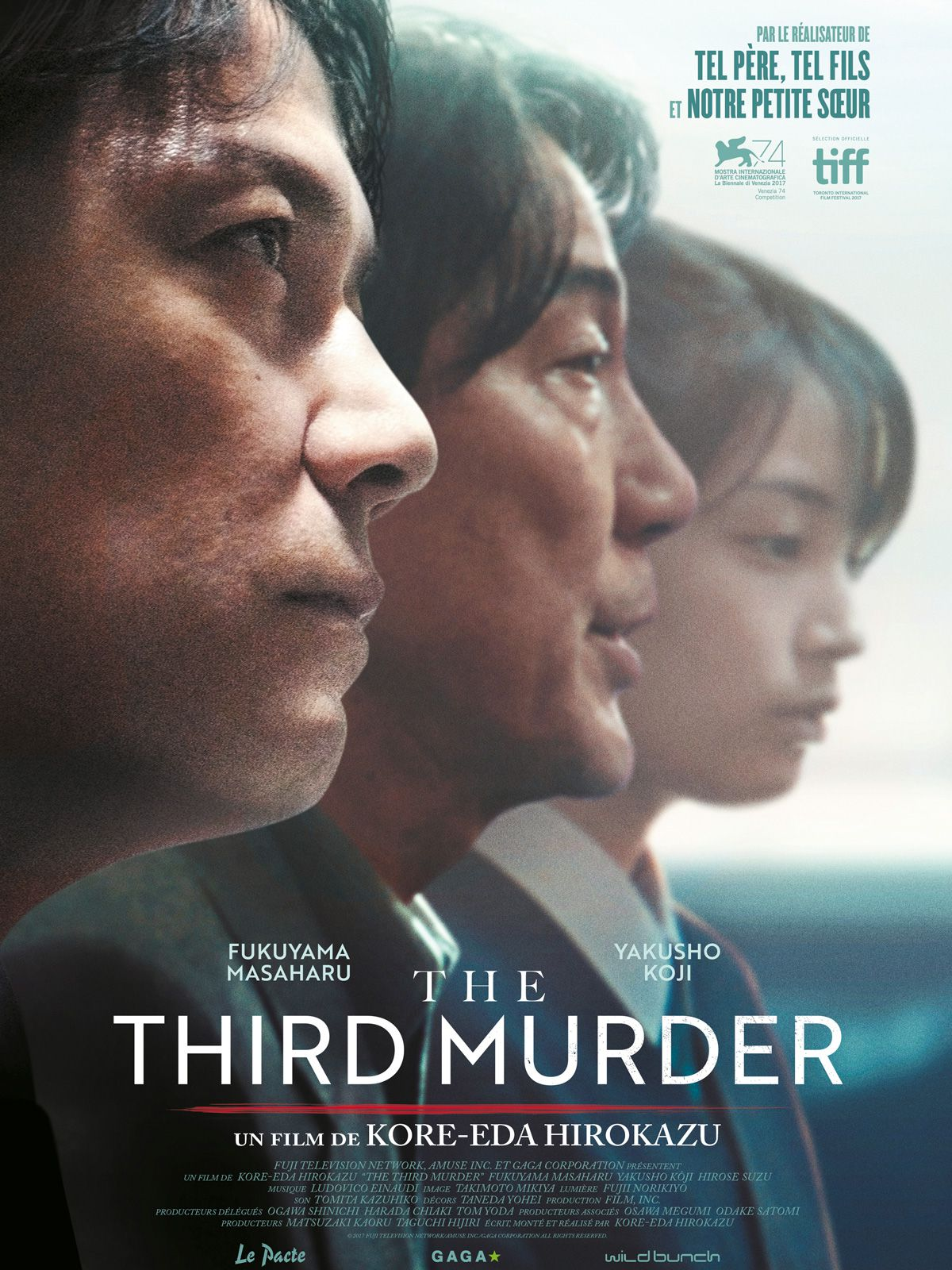 The Third Murder - Film (2018)