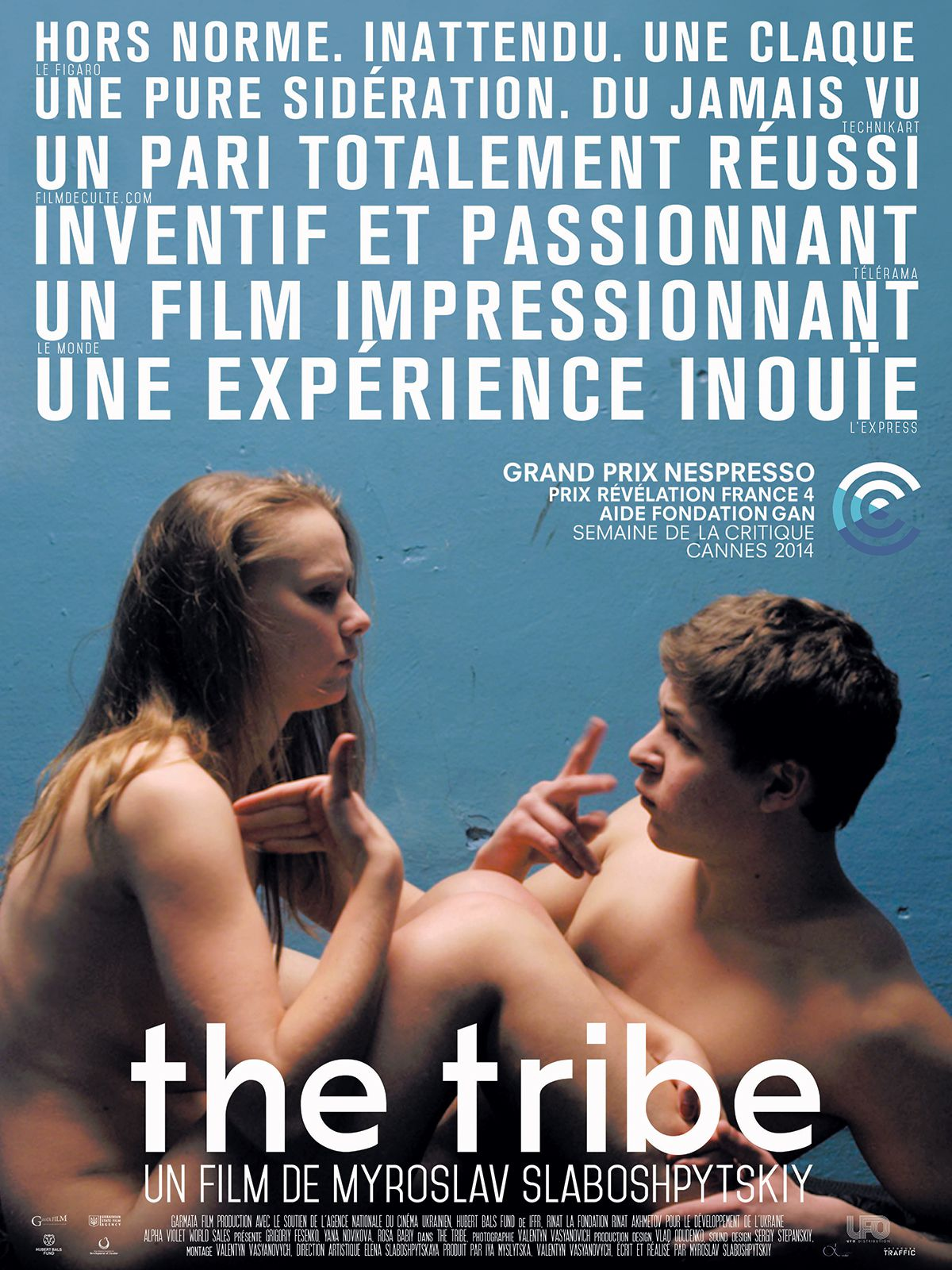 The Tribe - Film (2014)