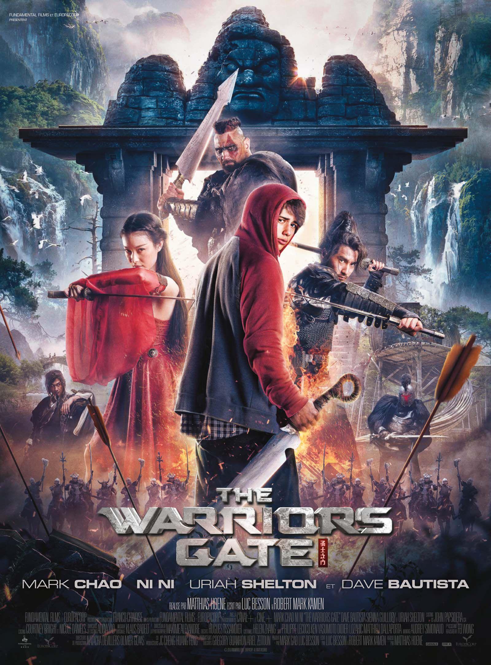 The Warriors Gate - Film (2016)