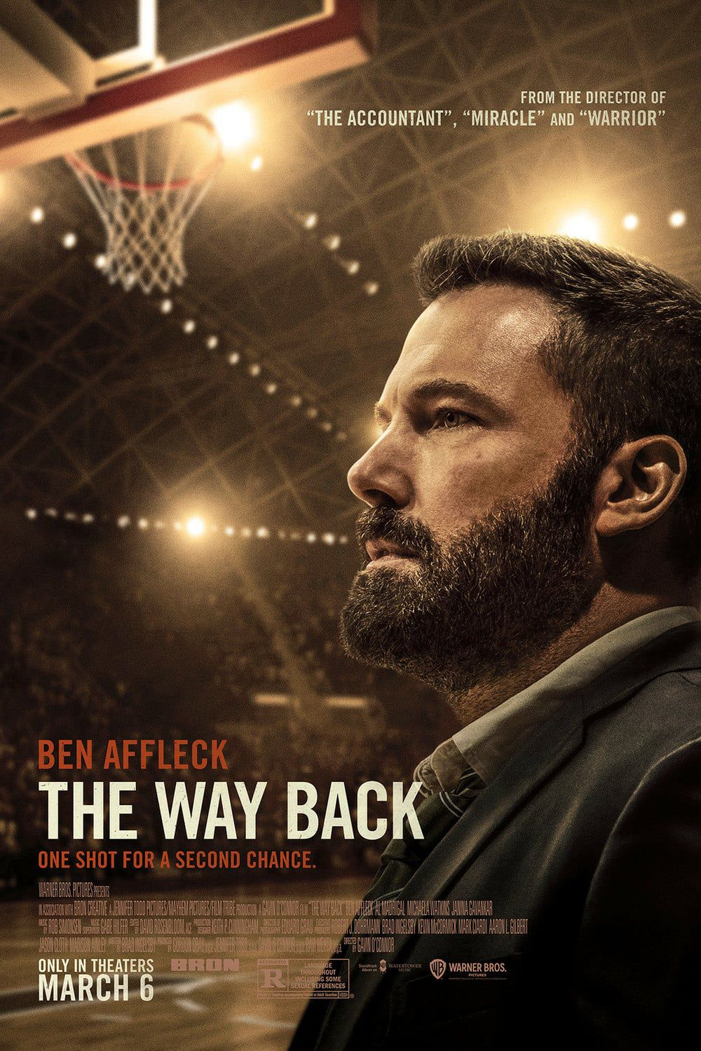 The Way Back - Film (2020)