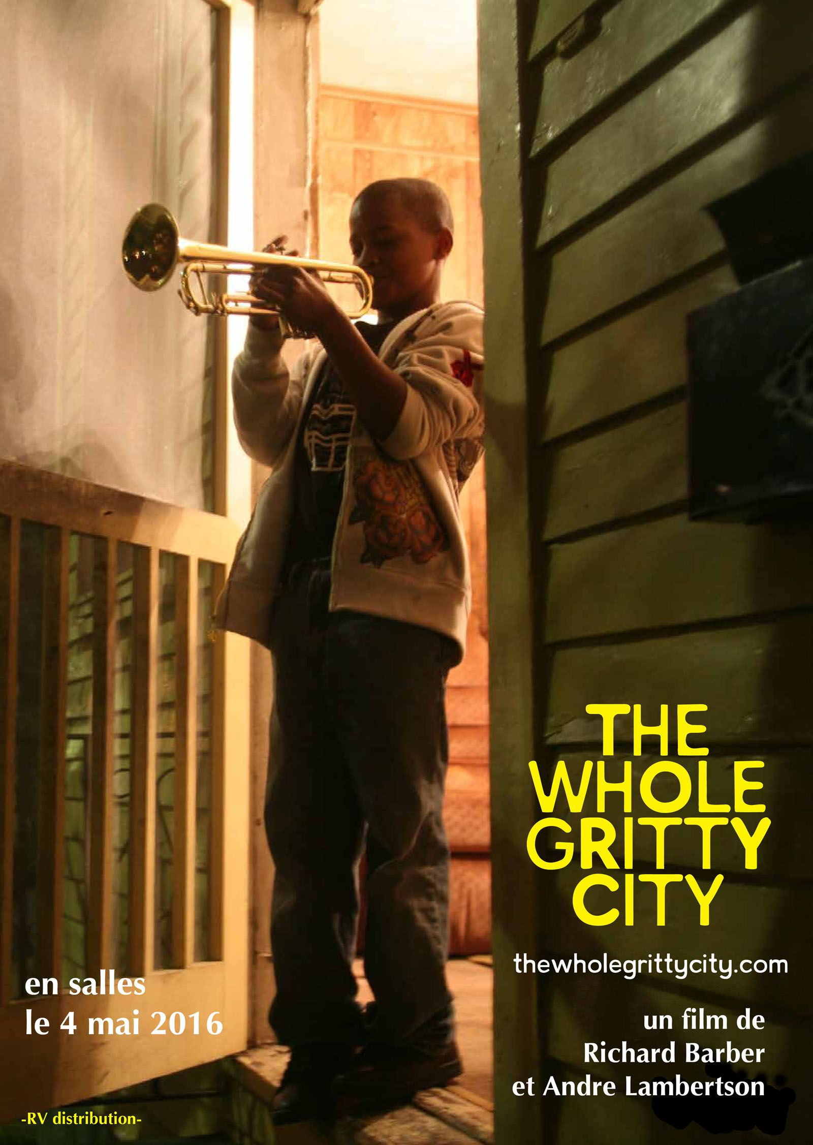 The Whole Gritty City - Documentaire (2013)