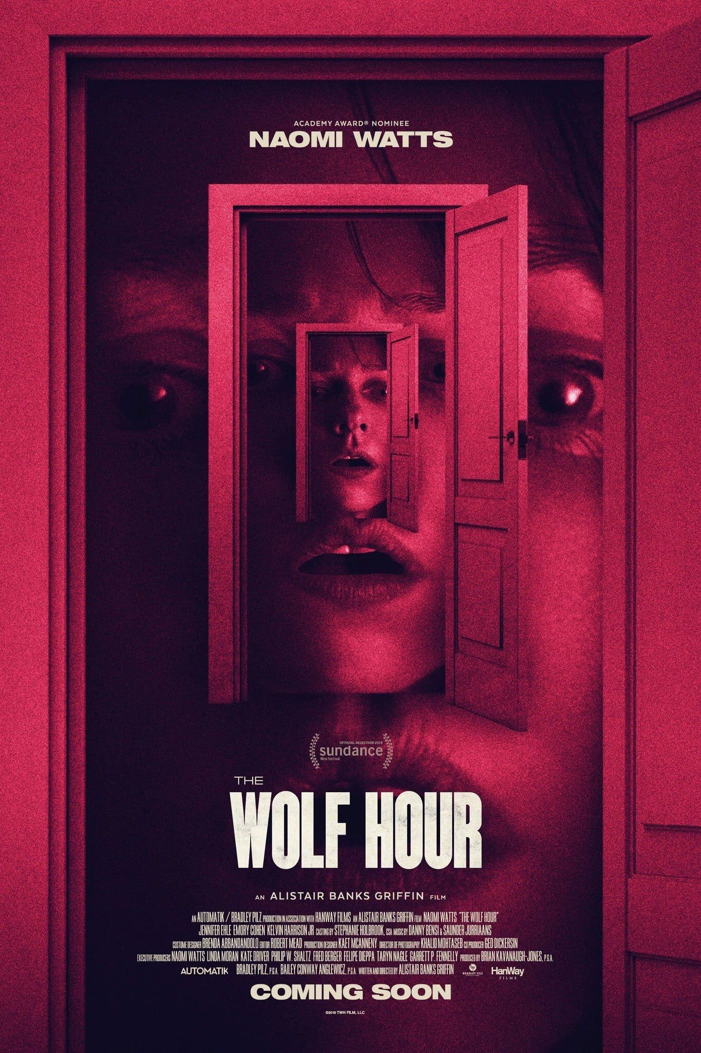 The Wolf Hour - Film (2019)