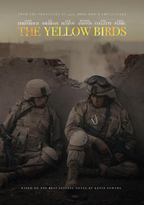 The Yellow Birds - Film (2017)