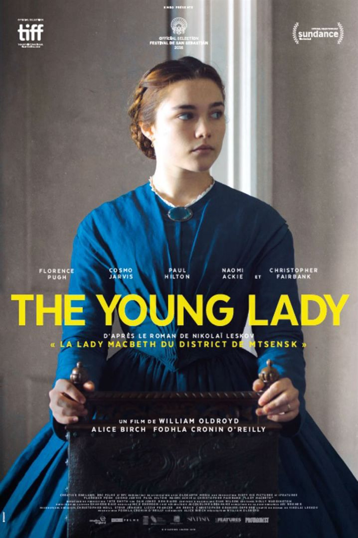 The Young Lady - Film (2017)