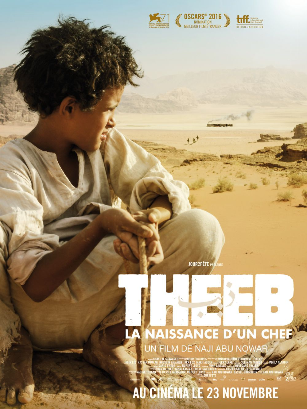 Theeb : La Naissance d'un chef - Film (2016)