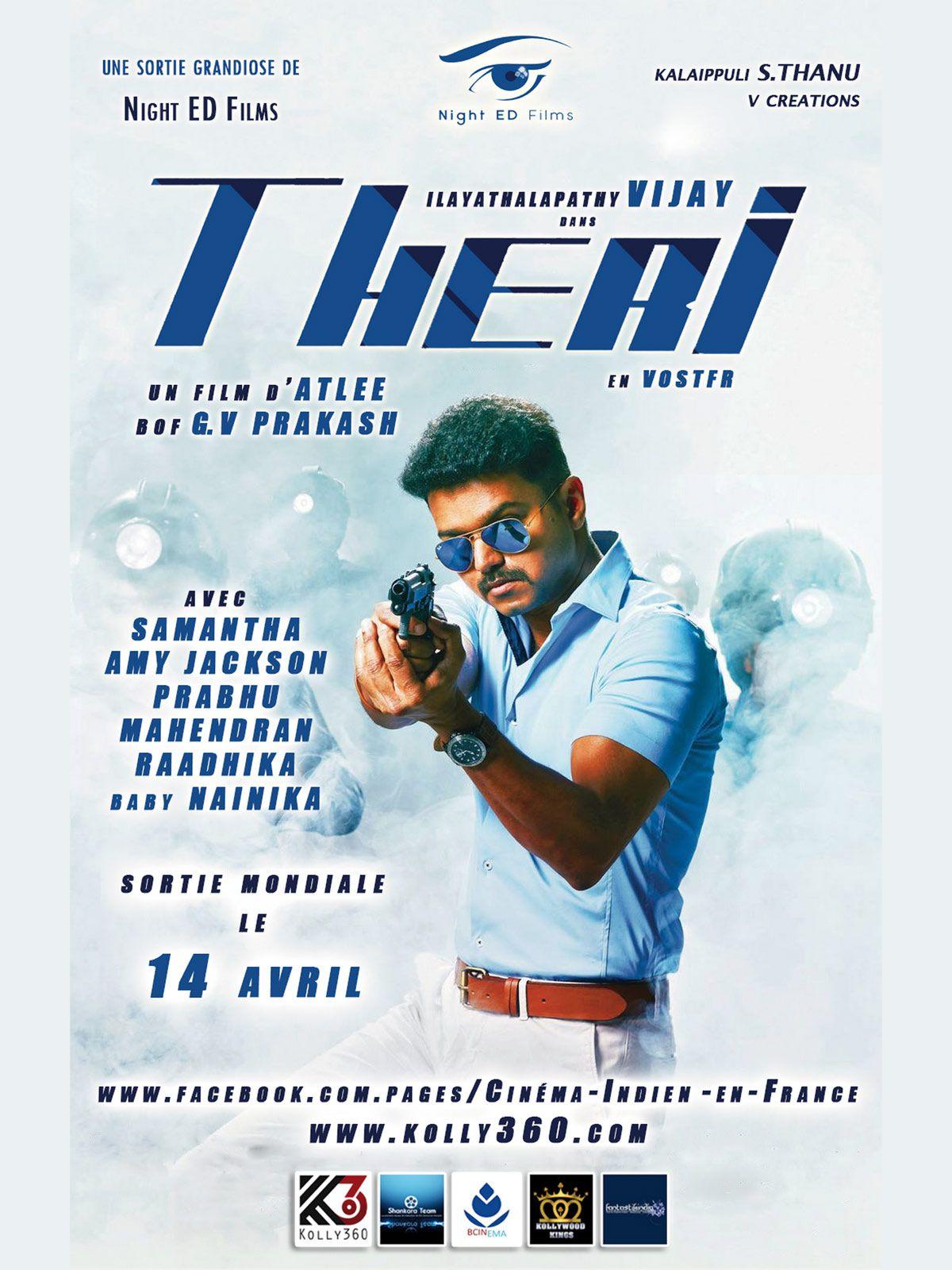 Theri - Film (2016)