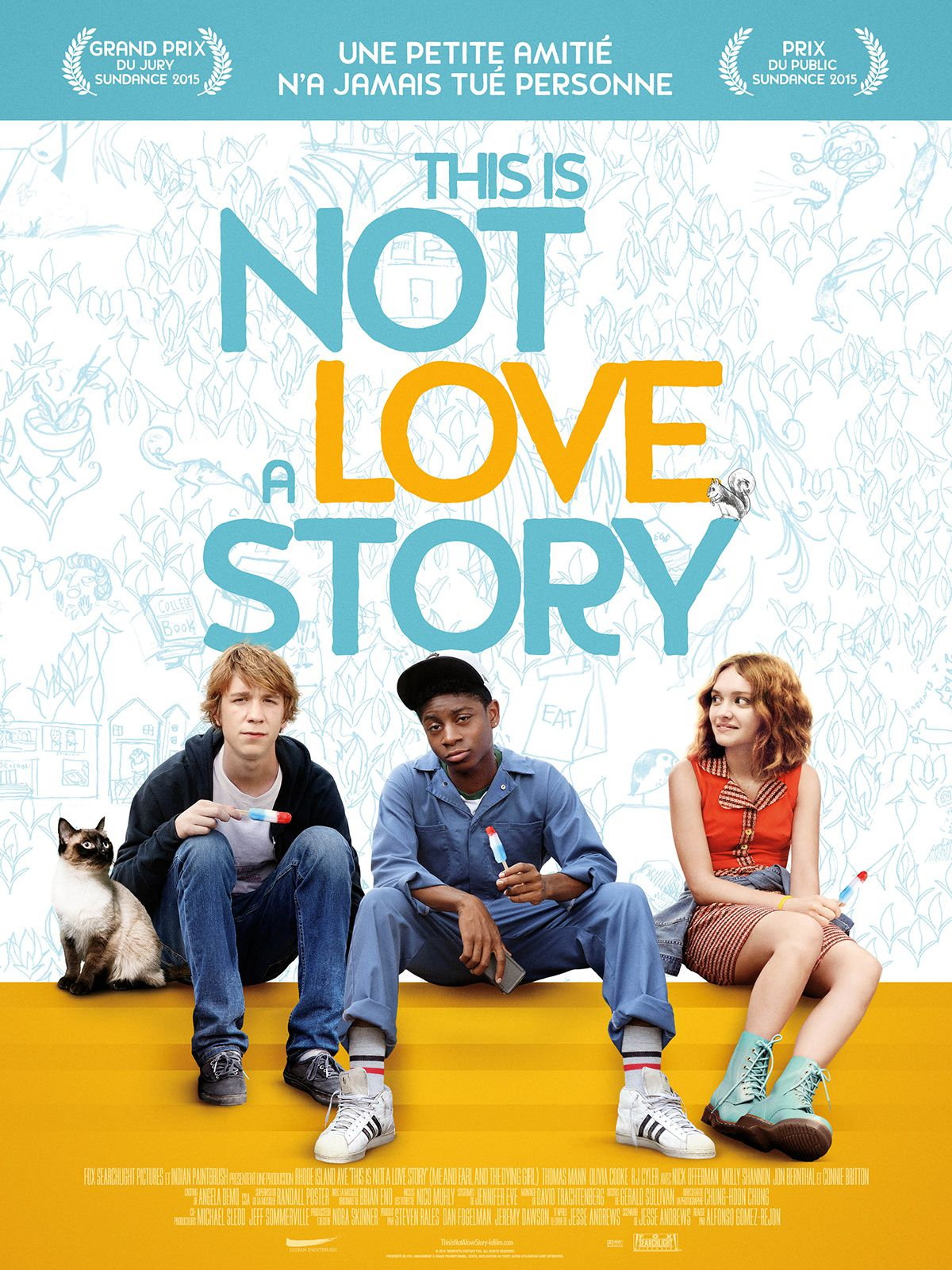 This Is Not A Love Story - Film (2015)