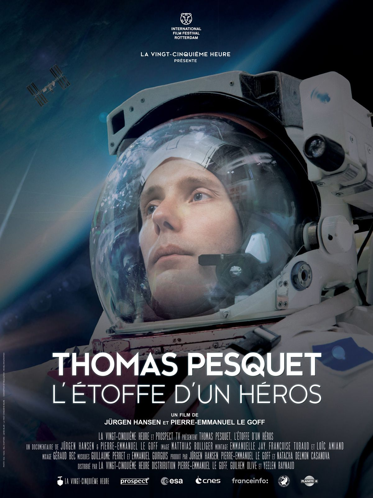 Thomas Pesquet, l'étoffe d'un héros - Documentaire (2016)