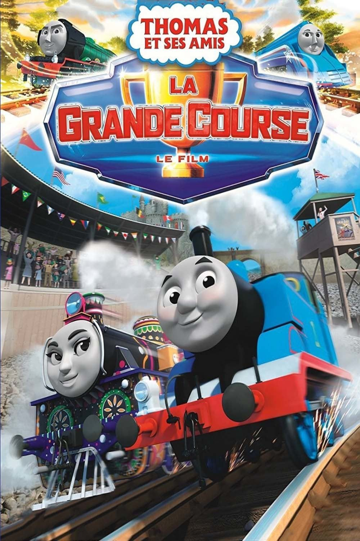 Thomas et ses amis : La Grand Course - Long-métrage d'animation (2016)