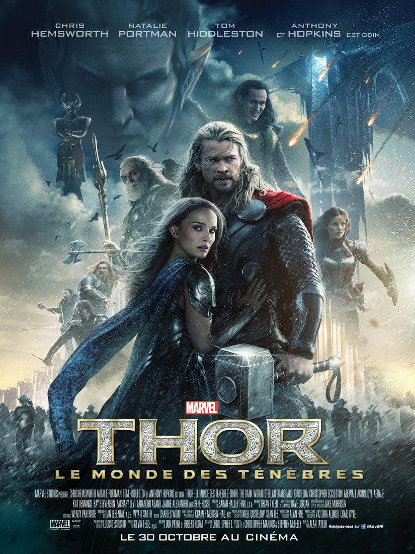 Thor : Le Monde des ténèbres - Film (2013)