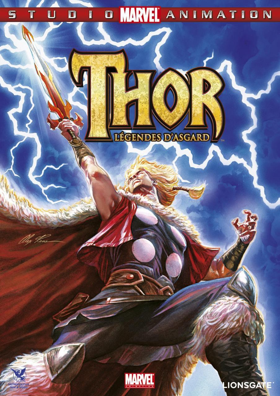 Thor : Légendes d'Asgard - Long-métrage d'animation (2011)