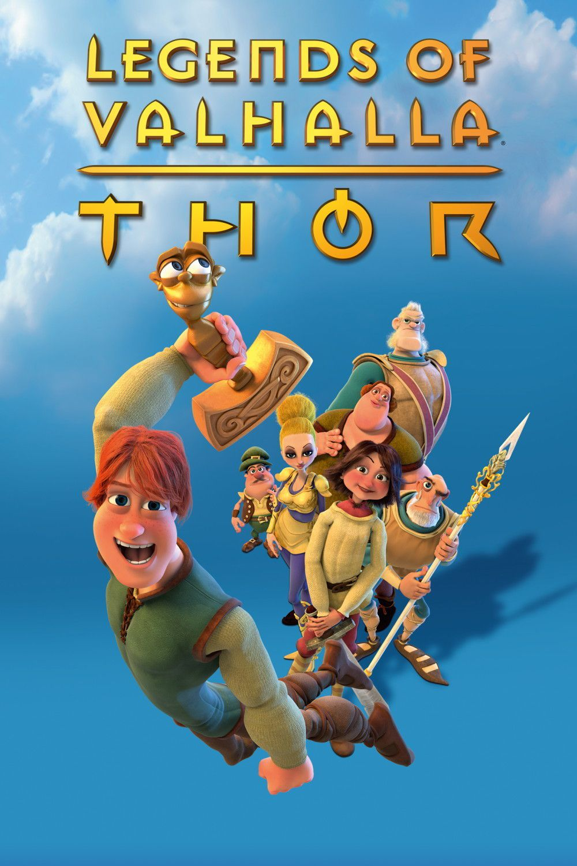 Thor et les légendes du Valhalla - Film (2011)