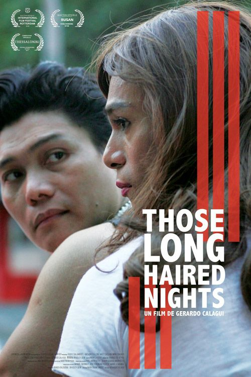 Those Long Haired Nights - Film (2018)