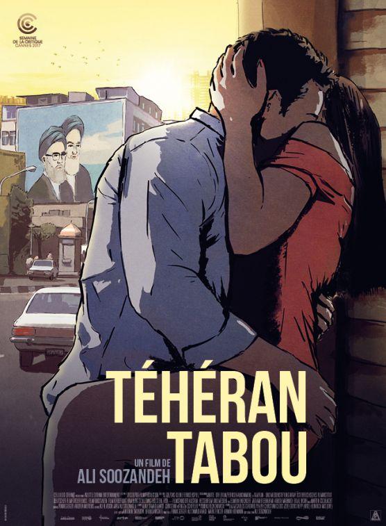 Téhéran Tabou - Long-métrage d'animation (2017)