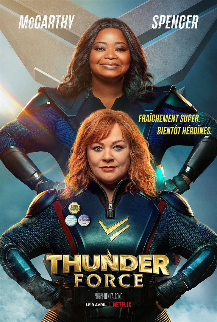 Thunder Force - Film (2021)
