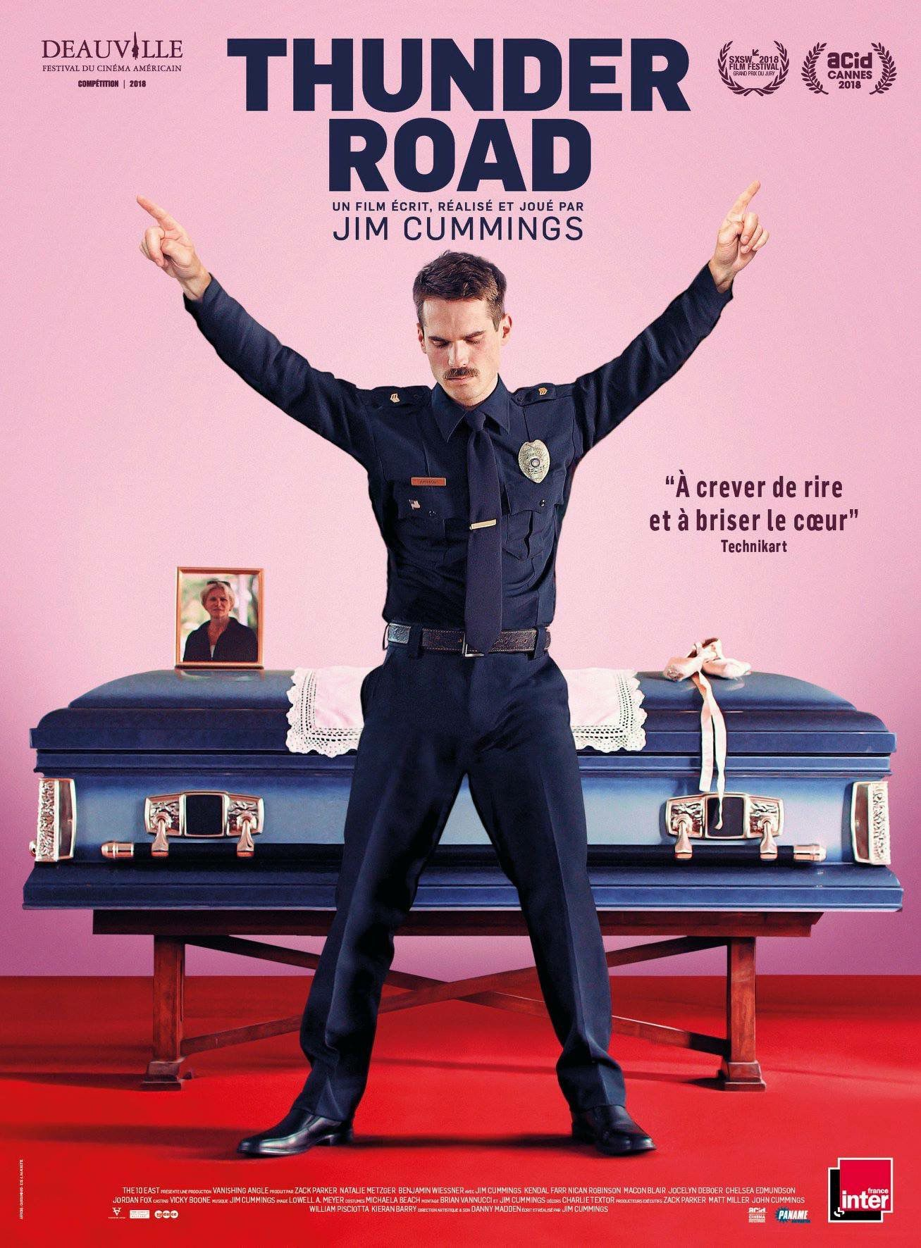 Thunder Road - Film (2018)