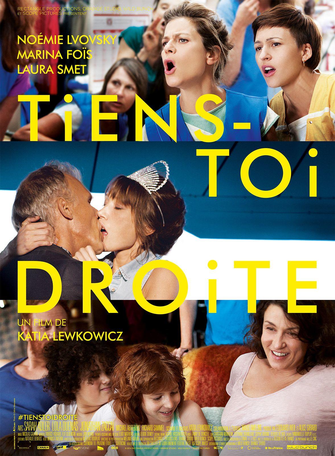 Tiens-toi droite - Film (2014)