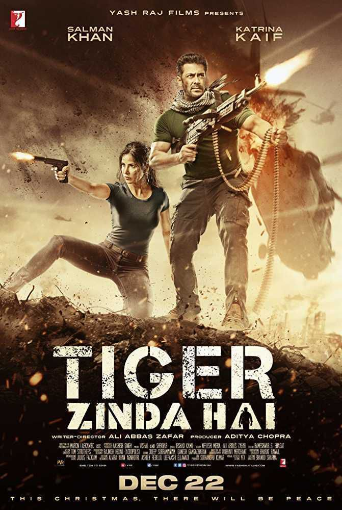 Tiger Zinda Hai - Film (2017)