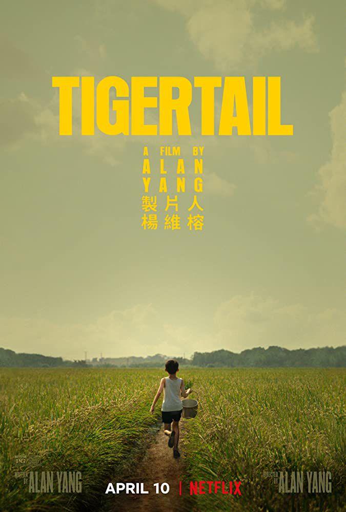 Tigertail - Film (2020)