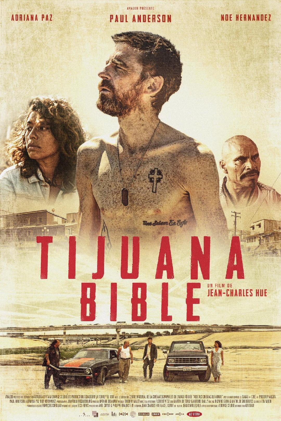 Tijuana Bible - Film (2020)