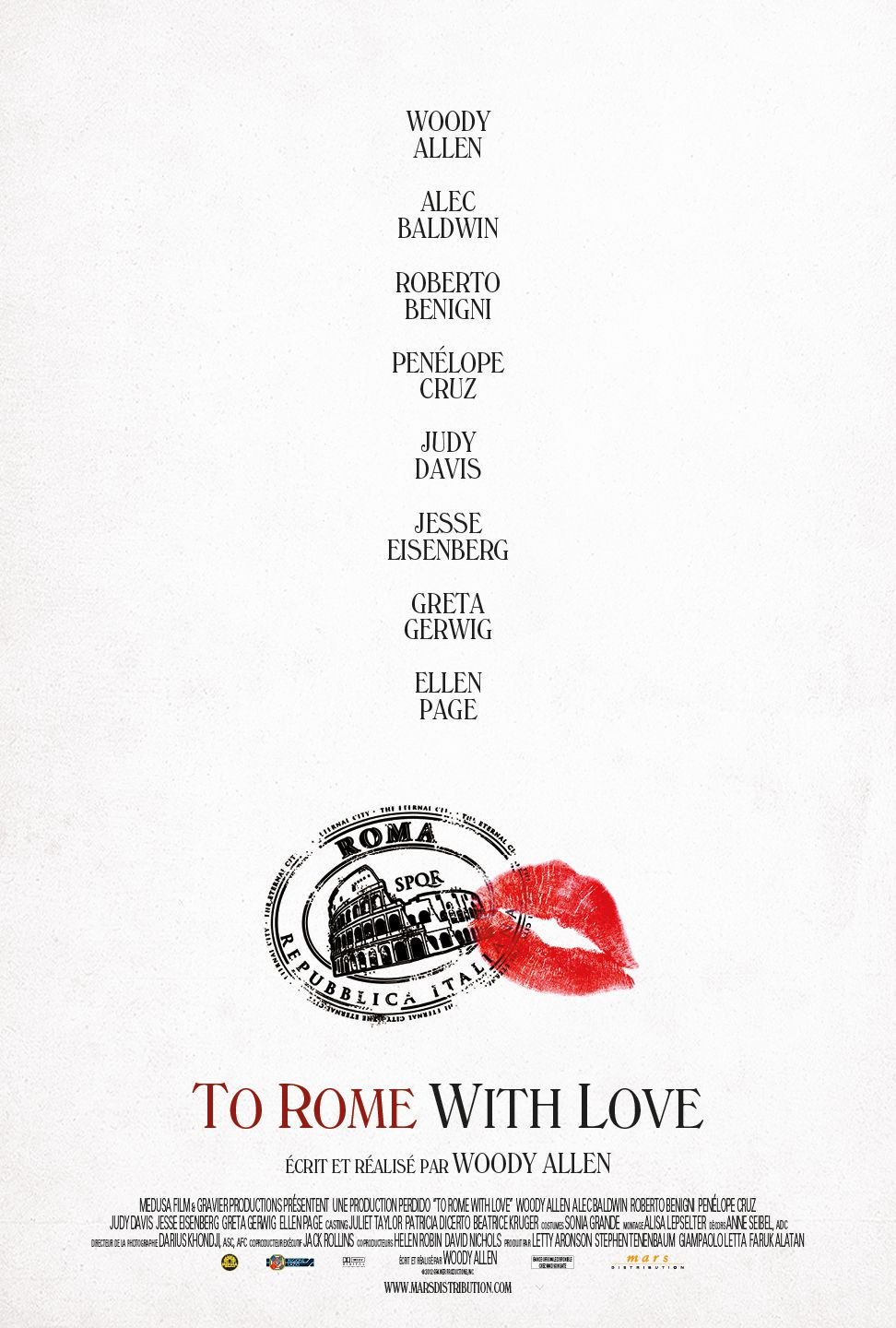 To Rome with Love - Film (2012)