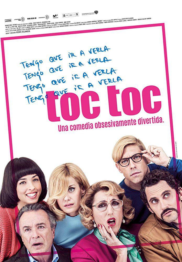 Toc toc - Film (2018)