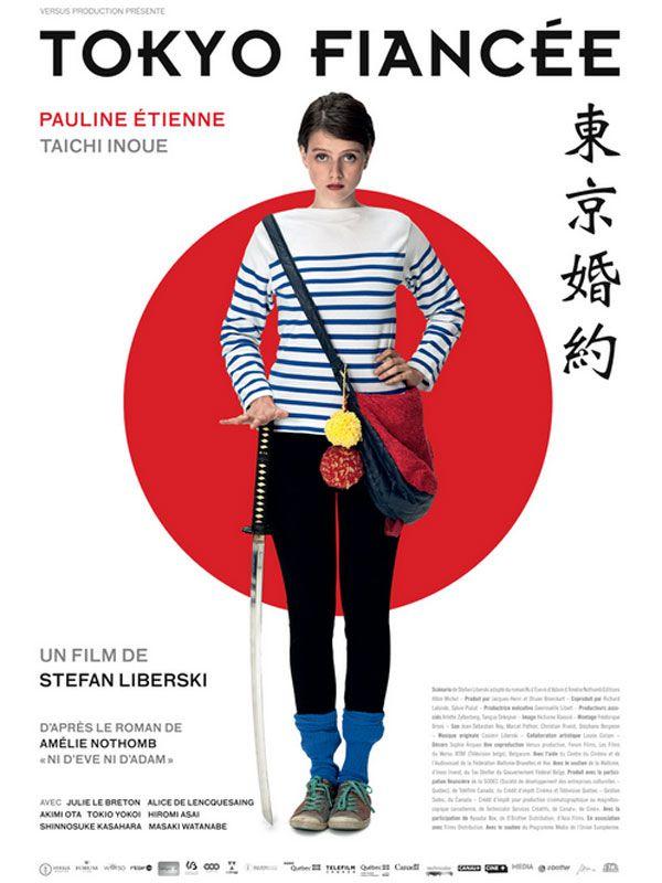 Tokyo Fiancée - Film (2014)