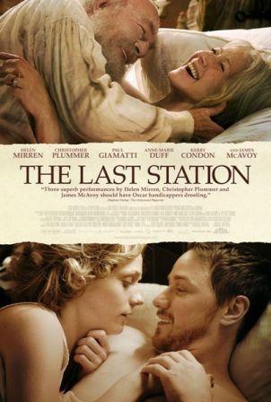 Tolstoï, le dernier automne - Film (2010)